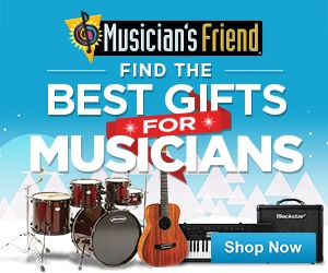 musicians friend ad